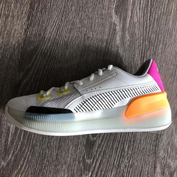 Puma Clyde Hardwood Retro Fantasy Sneakers